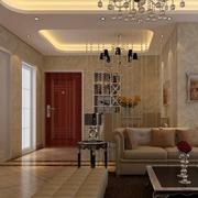 宜家舒适的客厅设计