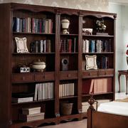 精致深色系的书柜