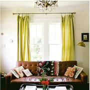 卧室美式窗帘设计