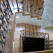 宜家风格别墅楼梯装修