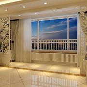 怡情系列阳台设计图片