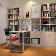大户型书柜装修设计