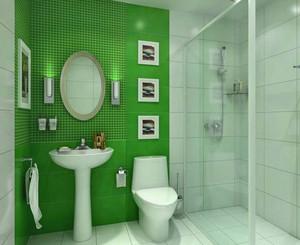 有创意的小户型欧式卫生间吊顶装修效果图