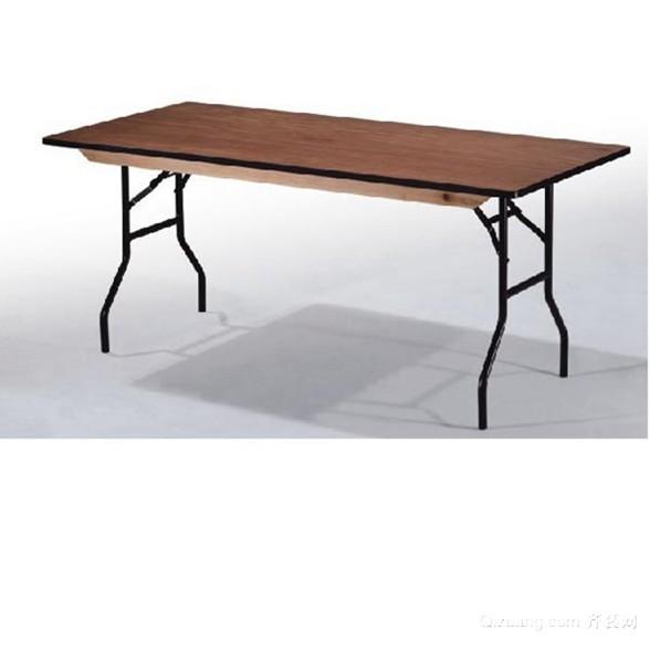 超实用又美观的折叠式餐桌图片