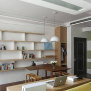 清新有质感家居装潢