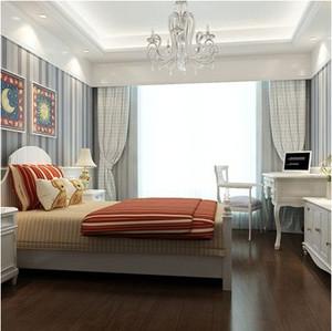 中式小户型儿童房装修效果图
