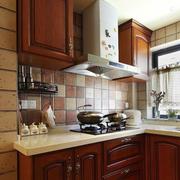 实用的家居厨房