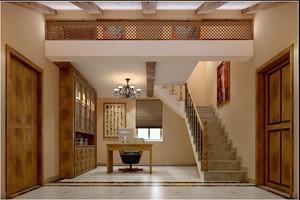 大户型别墅楼梯图片