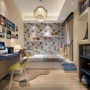 舒适的儿童卧室设计