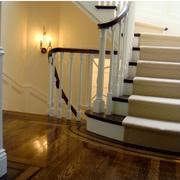 简欧风格的楼梯设计