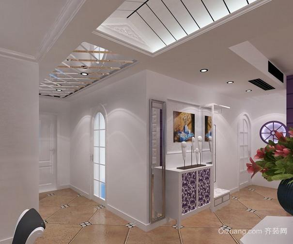 各样走廊过道集成吊顶装修效果图