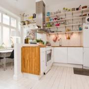 小户型家庭厨房展示