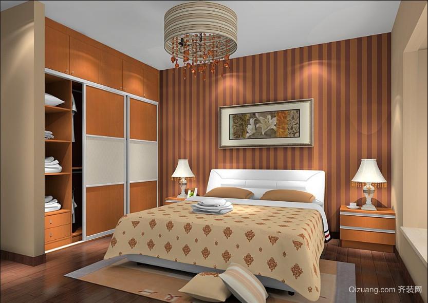 2015地中海风格别墅小卧室装修效果图