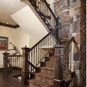 家居瓷砖新古典楼梯