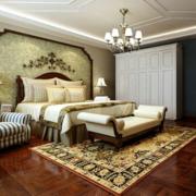 欧式风格卧室衣柜图片