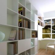书房背景墙设计大全