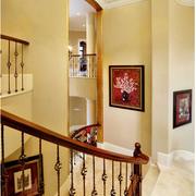 自由随意的家居楼梯