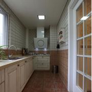 精致简约厨房吊顶