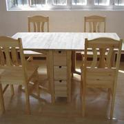 木质桌子设计图片