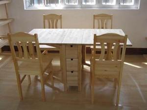 特别适合小户型的双人折叠式餐桌图片集锦