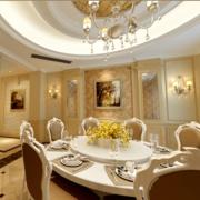 温馨色调餐厅设计大全