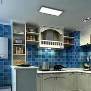 厨房橱柜背景墙