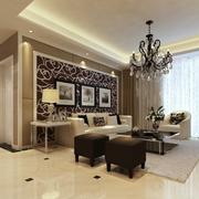 自然风格别墅卧室装修
