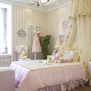 儿童房卧室床幔展示