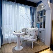 创意窗帘装修设计