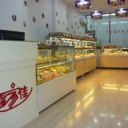 现代小型蛋糕店