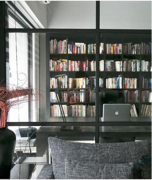书房书柜装修设计