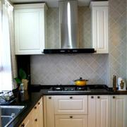 宜家风格厨房装修设计