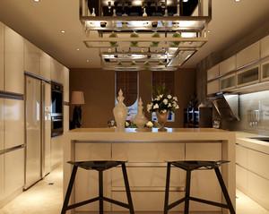 2015现代家庭吧台设计装修效果图鉴赏