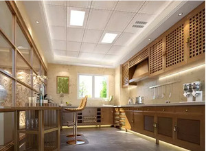 厨房防水防潮吊顶