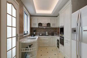 精致厨房整体设计