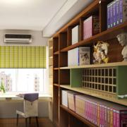 唯美型书房设计大全