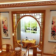 儒雅风范的客厅