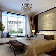 清新型卧室设计图片