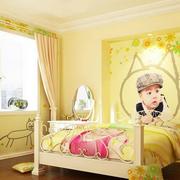 温馨亮丽的儿童房