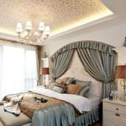 温馨色调卧室设计图片
