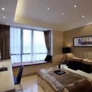 小户型卧室装潢欣赏
