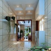 花园走廊装修图片