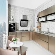 厨房不锈钢大橱柜