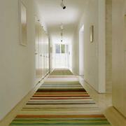 大户型走廊白色吊顶