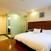 商务酒店木地板设计
