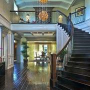奢华大别墅楼梯