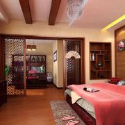自然风格卧室设计图片