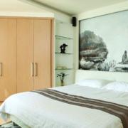 结实耐用卧室衣柜设计