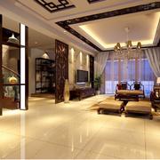典雅豪华的客厅