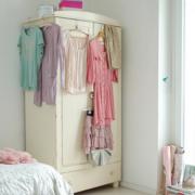 唯美型卧室衣柜图片